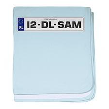 12-DL-SAM baby blanket