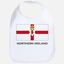 Northern Ireland Flag Merchandise Bib