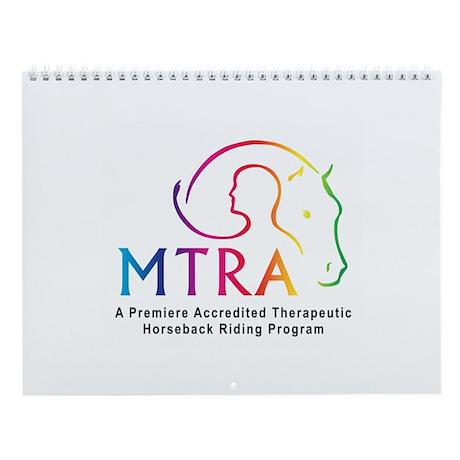 MTRA 2013 Wall Calendar