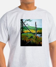 Binghamton University Nature Preserve T-Shirt