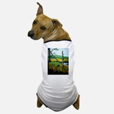 Binghamton University Nature Preserve Dog T-Shirt