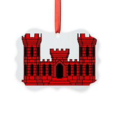 Unique Engineer castle Ornament