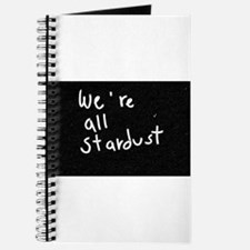 We're All Stardust Journal