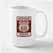 Pasadena Route 66 Large Mug