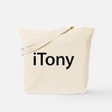 iTony Tote Bag