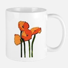 poppies 1 Mug