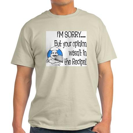 recipe T-Shirt