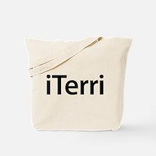 iTerri Tote Bag