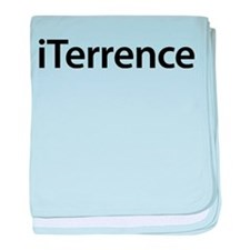 iTerrence baby blanket