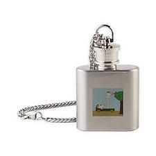 Youve got mail! Flask Necklace