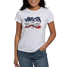 wranglerflag copy.jpg T-Shirt