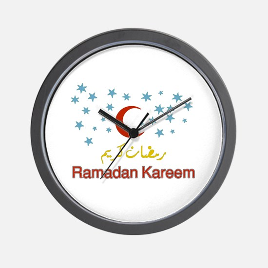 Unique Ramadan Wall Clock