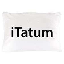 iTatum Pillow Case