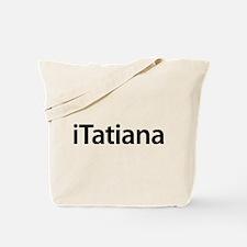 iTatiana Tote Bag
