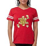 treepuzzle_4x4.png Womens Football Shirt
