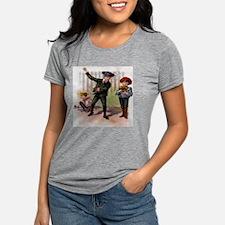 V101.png Womens Tri-blend T-Shirt