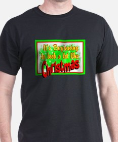 Like Christmas/holiday song t-shirt T-Shirt