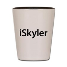 iSkyler Shot Glass