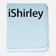 iShirley baby blanket