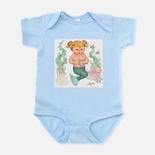 Little Mermaid Infant Bodysuit
