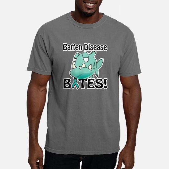 Batten Disease BITES.png Mens Comfort Colors Shirt