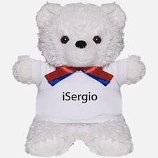 iSergio Teddy Bear