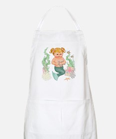 Little Mermaid BBQ Apron