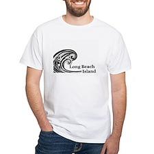 Waves over Long Beach Island Shirt