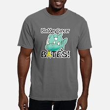 Bladder Cancer BITES.png Mens Comfort Colors Shirt
