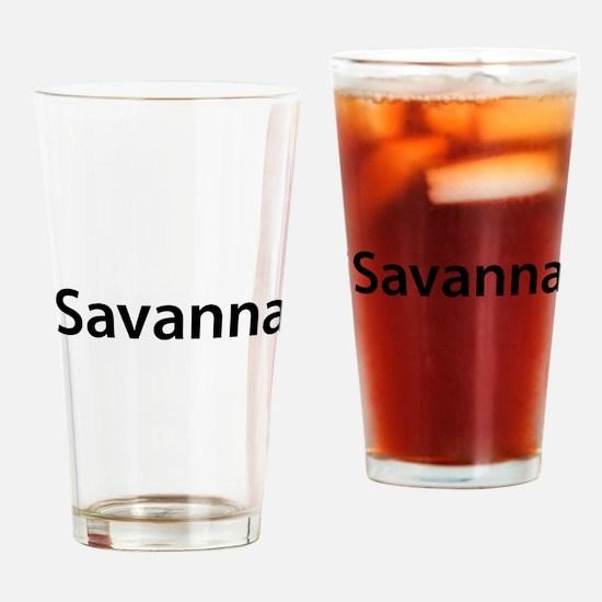 iSavanna Drinking Glass