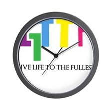 LLTTF Wall Clock
