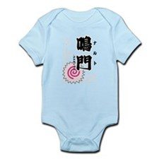 Japanese kanji -NARUTO- Infant Bodysuit