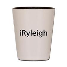 iRyleigh Shot Glass