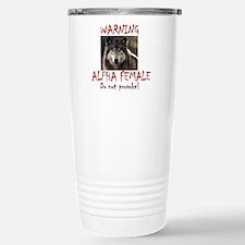 Cute Alpha Travel Mug