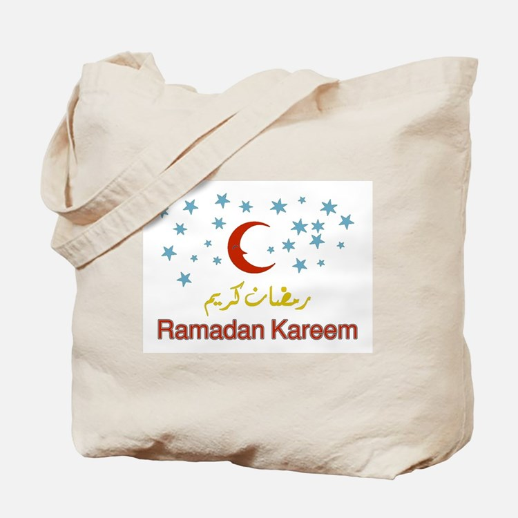 Ramadan Kareem Tote Bag