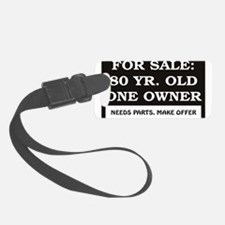 For Sale 80.jpg Luggage Tag
