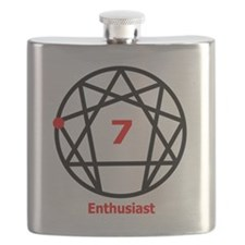 Enneagram 7 w text White.png Flask
