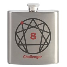 Enneagram 8 w text White.png Flask