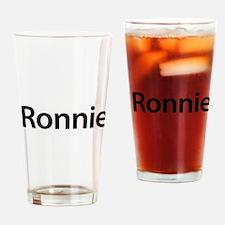 iRonnie Drinking Glass
