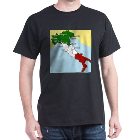 italy color tee.JPG T-Shirt