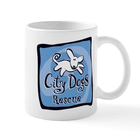 City Dogs Rescue Mug