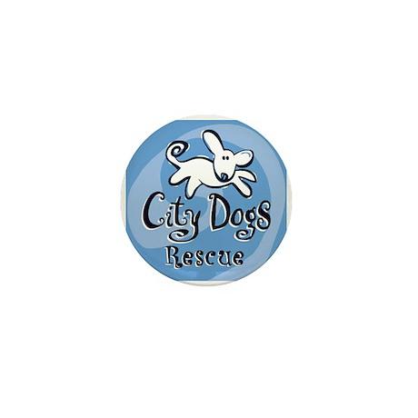 City Dogs Rescue Mini Button (100 pack)