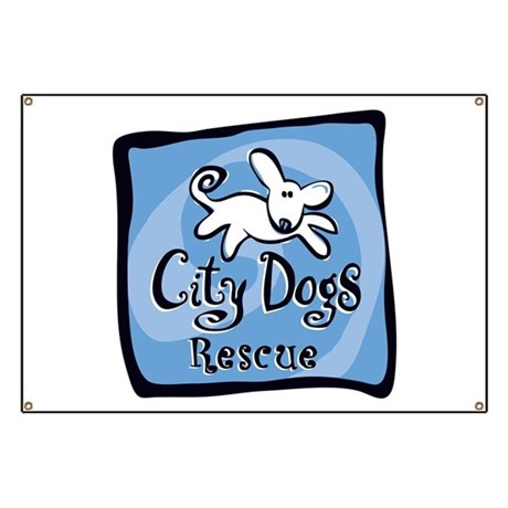 City Dogs Rescue Banner