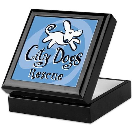 City Dogs Rescue Keepsake Box