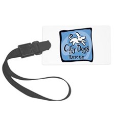 City Dogs Rescue Luggage Tag