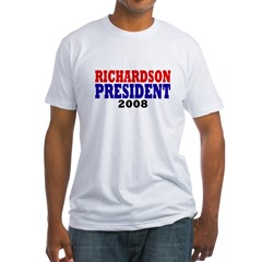 Bill Richardson 2008 Shirt