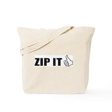 Zip It Tote Bag