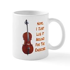 bigcellolugitaround Mugs