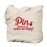 Pinterest Totes & Shopping Bags