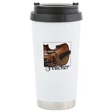 Cool Viola Travel Mug